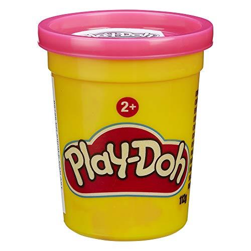 Play Doh- Bote de plastilina, Multicolor, única (Hasbro B6756EU4)