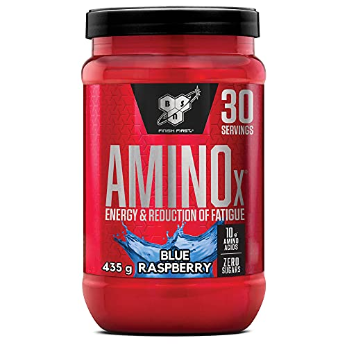 BSN Nutrition Amino X Muscle Building Support Powder Supplement with...