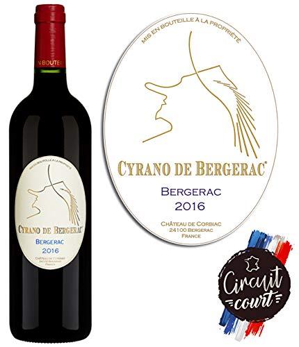 Cyrano de Bergerac® Bergerac AOP 2016 Rot (1 x 0,75 l)