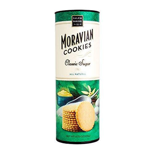 Moravian Sugar Cookies - 12, 4.75oz