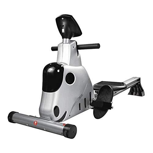 Hammer Remero y Multi-Trainer máquina, Plegable Máquina de Remo, Zona Sistema de Freno magnético, Cuerpo Completo del Abdomen Ejercicio de Entrenamiento Fitness Equipment