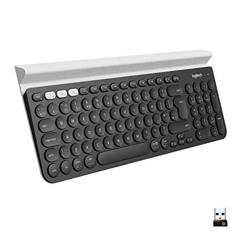 Logitech Multi-Device Wireless Keyboard