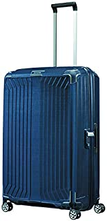 Samsonite - Lite Box 81cm Large Spinner Suitcase - Deep Blue