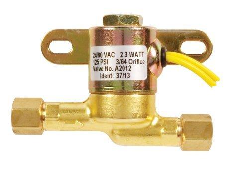 Gems Sensors A2012-S150 Solenoid Valve, 24 V, 60 Hz AC, 125 PSI