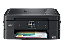 Brother MFC-J880DW WorkSmart All-in-One Inkjet Printer