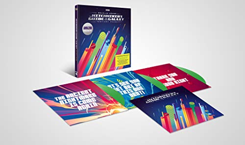 The Hitchhikers Guide To The Galaxy - Tertiary Phase (Amazon Exclusive Edition) [VINYL]