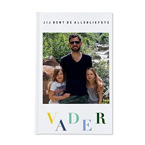 Vaderdag notitieboekje bedrukken - A5 - Hardcover