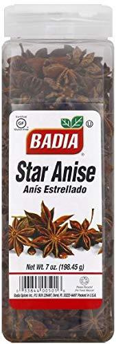 Badia Star Anise, 7 Ounce (Pack of 6)