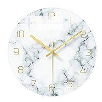 現代の壁時計アート壁時計北欧の丸い時計星空シリーズクリエイティブ現代の家のリビングルームサイレント電子クォーツ時計大きな壁時計