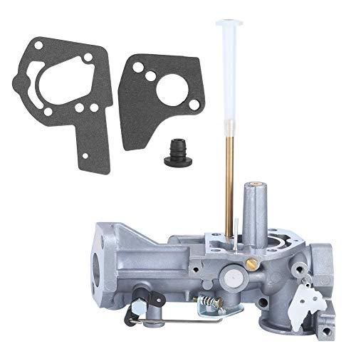 FILFEEL Cortadora de césped Carburador Reemplazo de Herramientas de jardín Carburador para B-Riggs Stratton 498298 495426 692784 495951