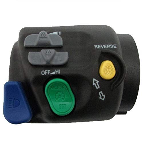 Polaris New OEM Handlebar Control Switch Dimmer/Start IQ,RMK,Switchback,Turbo