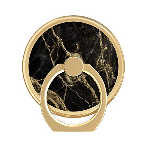 IDEAL OF SWEDEN Magnetic Ring Mount (Handy-Ringhalter und Ständer) (Golden Smoke Marble)