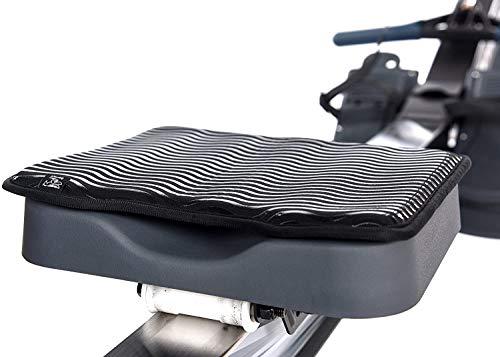 Hornet Watersports Anti Slip Vogatore Cuscino Ad Alte Prestazioni Progettato per Concept 2 Macchina (Regolare)