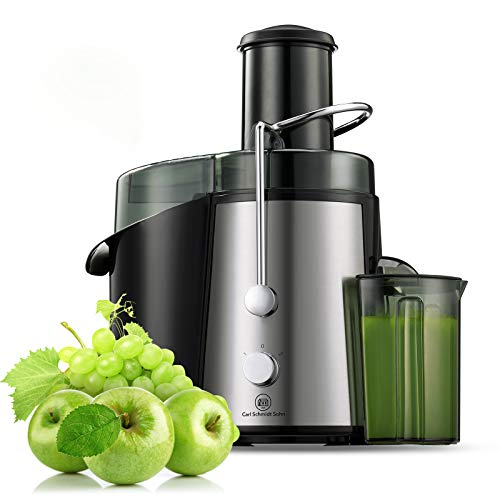 CSS Centrifugal Juicer Ultra 800W Power, Juicer Machine for...