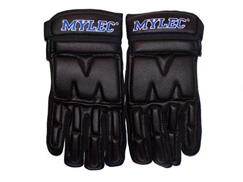 Mylec Elite Street/DEK Hockey Handschuhe, Herren, schwarz