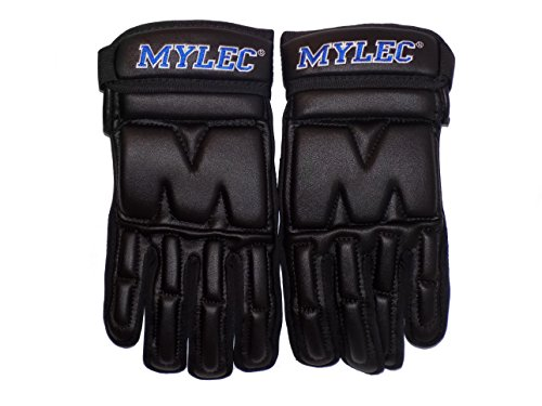 Mylec Elite Street/DEK Hockey Gloves, Large