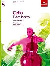 Cello Exam Pieces 2020-2023, ABRSM Grade 5, Score & Part: Selected from the 2020-2023 syllabus (ABRSM Exam Pieces)