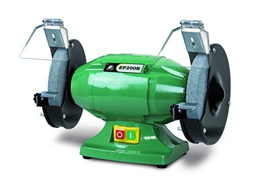 Stayer 2.402 Esmeriladora de banco portátil potente y robusta, Ø200mm EP 200 B