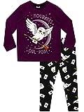 HARRY POTTER Pijamas para Niñas Hedwig Multicolor 4-5 Años