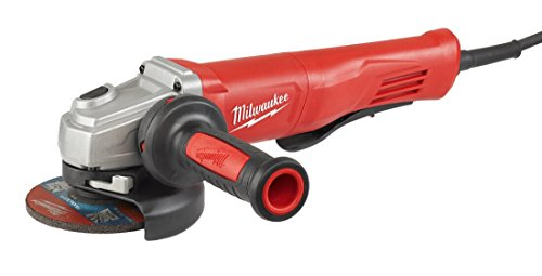 Milwaukee 4933451578 - Diám. disco 125 mm fixtec, avs, interruptor de paleta, arranque suave, anti-kickback