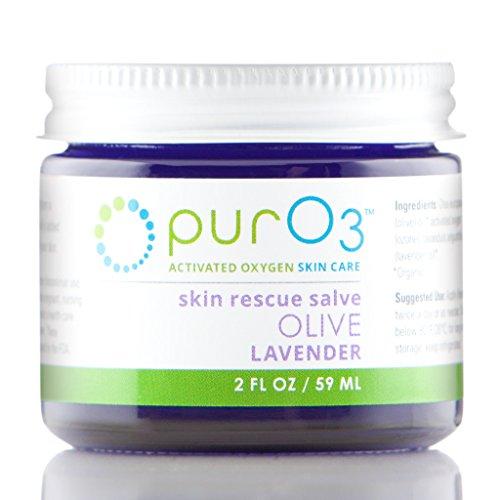 PurO3 Ozonated Organic Olive Oil Lavender (PurO3 Ozonisiertes organisches Olivenöl Lavendel)