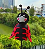 ARMAC Ladybug - Decoración para antena de coche (EVA)