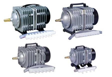 EcoPlus Commercial 7 Hydroponic/Aquarium Air Pump