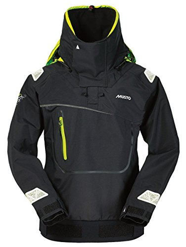 Musto 2017 MPX Offshore Race Smock Black SM1464 Sizes- - XXLarge