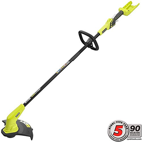 40-Volt Lithium-Ion Cordless String Trimmer- Battery and Charger Not Included - Ryobi RY40204A