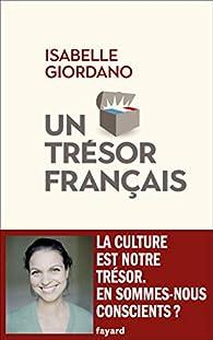 Un trésor français par Isabelle Giordano