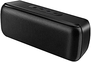 LENRUE Bluetooth Speaker,Wireless Portable Speakers with TWS, 16H Playtime,Loud Clear Sound for Home,Travel and Outdoor,Handfree Calls Compatible with for iPhone, Samsung Android and More