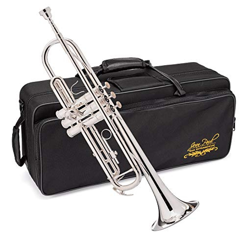 top rated Jean Paul USA Trumpet-Standard Silver (TR-430S) 2020