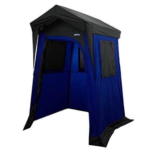GIRM Tenda Cucina Da Campeggio Multifunzione. Cucinotto Da Campeggio. Dimensioni 150 X 150 X H 210/180 Cm