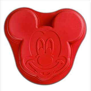 Disney Parks Exclusive Mickey Mouse Icon Silicone Cake Mold
