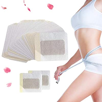 Slimming Patch 40 pcs, Weight Loss Sticker, Belly Slimming Patch, Fat Burning Abdominal Fat Sticker,For Beer Belly,for Loose Belly Arms and Thigh by MELARQT