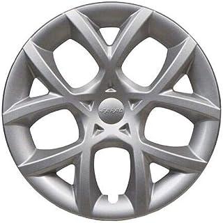 14/ Set of 4 Cora 41744/4/Universal Aluminium-effect bis Mix Wheel Trims