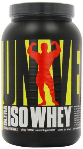 Universal Nutrition Ultra Iso Whey Isolate Eiweiß Protein 907g (Chocolate Shake - Schokolade)