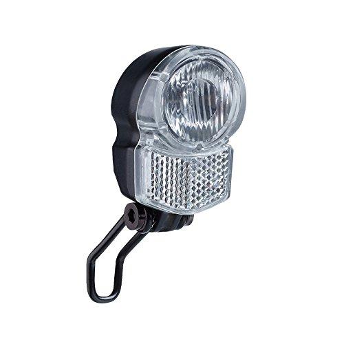Büchel LED-Scheinwerfer Uni LED Pro, StVZO zugelassen, 25 Lux, mit Schalter, schwarz, 51720