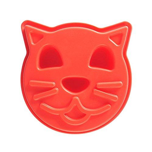 Mason Cash Große Silikon-Kuchenform Lebkuchenmann Katze Hund Silikon-Kuchenform (Katze)