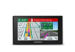 GPS auto navigator with built-in dash cam, advanced driver alerts such as forward collision warning and 5. 0-Inch Capacitive touch, pinch-to-zoom display Detailed maps of North America with free lifetime updates. Display type : WQVGA color TFT with w...