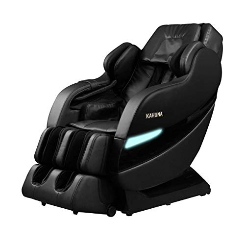 Top Performance Kahuna Superior Massage Chair with SL-Track 6 Rollers - SM-7300 (Black)