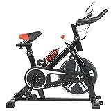 Ejoyous Bicicletas estáticas, Bicicleta estática para Ciclismo, Bicicleta estática para Ejercicios cardiovasculares, Accesorio de acondicionamiento físico para Interiores en el hogar, Quema de Grasa