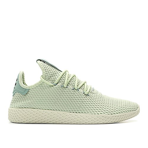 adidas x Pharrell Williams Men Tennis Hu Green Linen Green Tactile Green Size 5.0 US
