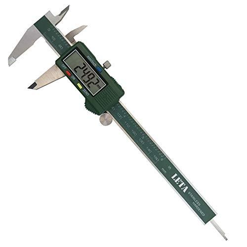 UANDM elektronische schuifmaat, 150 mm, hoge precisie, meetinstrument voor binnendiameter LT-MT518