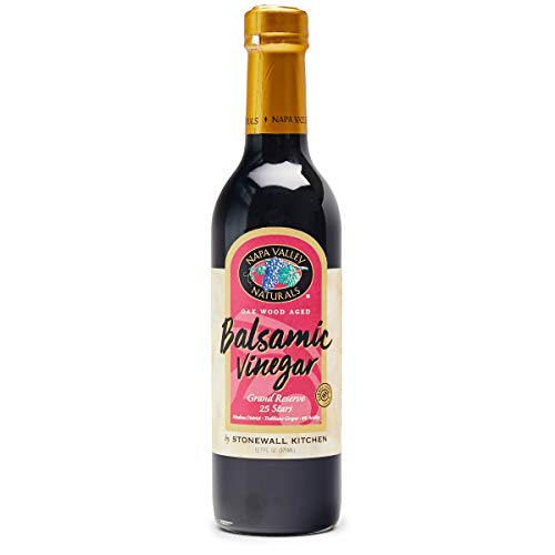 Napa Valley Naturals Grand Reserve Balsamic Vinegar by Stonewall Kitchen, 12.7 Ounce