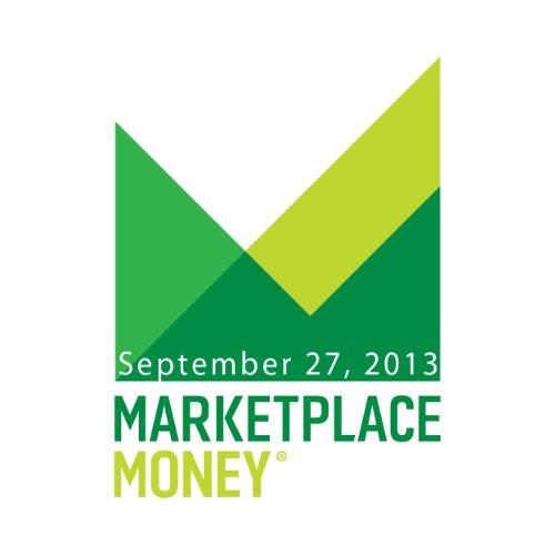 Marketplace Money, September 27, 2013 cover art