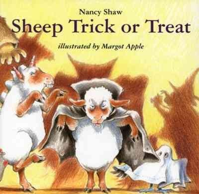 Sheep Trick or Treat[ SHEEP TRICK OR TREAT ] by Shaw, Nancy E. (Author) Sep-29-97[ Hardcover ]