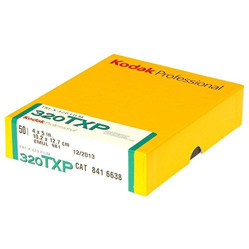 Kodak - 8416638 - Tri-X 320 Negativfilm 4x5 50Blatt