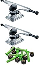 Gullwing Trucks Mission Polished Skateboard Trucks - 6.25