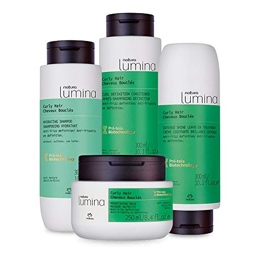 Lumina Curly Hair Complete Care